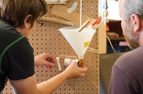 How a Marble Machine Reinvigorated My Teaching (andLearning)